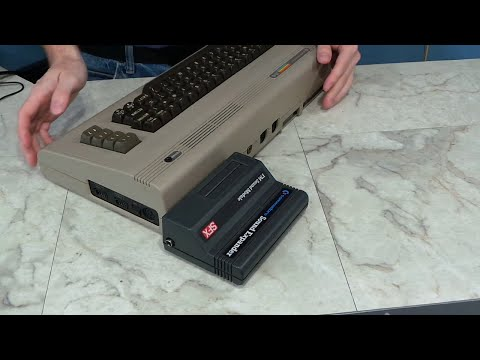 Commodore 64 SFX Sound Expander - In Depth Look