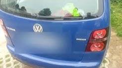 VW Touran - Rücklicht , Blinker , Bremslicht , Standlicht wechseln