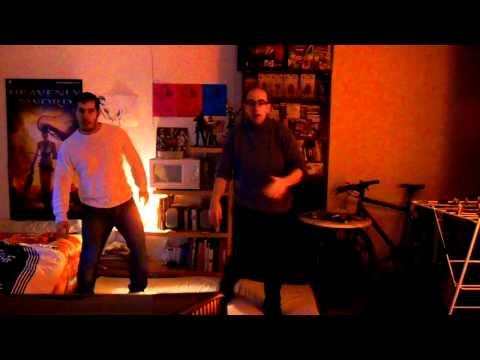Kinect Sport : le foot testé par Denis et Carter.