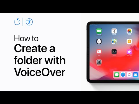 How to organize apps with the VoiceOver rotor on your iPhone and iPad — Apple Support