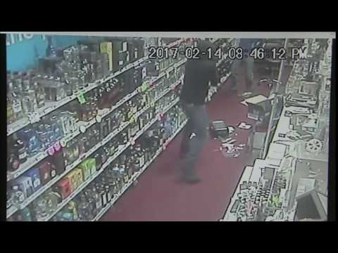 Raw of the Happy package store shooting