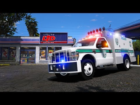 LSPDFR - Day 554 - LSPD Emergency Services Unit