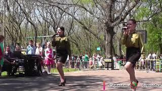 1 мая - открытие сезона в парке им. М. Горького г. Горловка