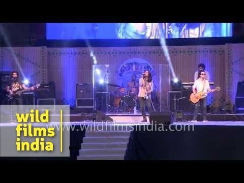 Girish and the Chronicles - Angel (live) in Delhi