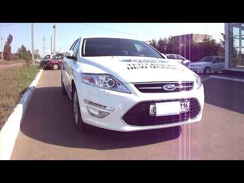 2011 Ford Mondeo.Start Up, Engine, and In Depth Tour.