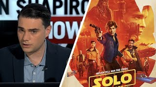[SPOILER FREE] Ben Shapiro Reviews 'Solo: A Star Wars Story'