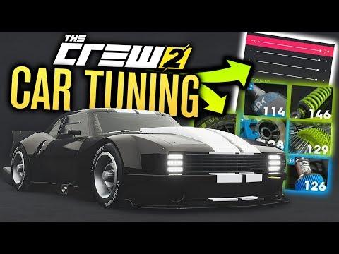 The Crew 2 Gameplay   NEW HANDLING TUNING & UPGRADES?!