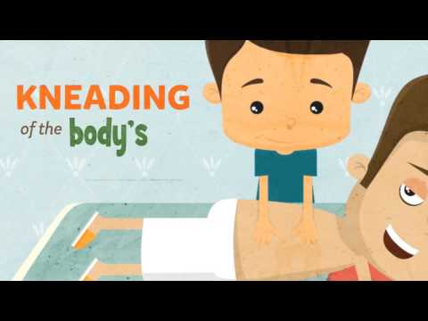 """Kids Animated Education Video """"WORD OF THE DAY"""" - Message VS Massage"""