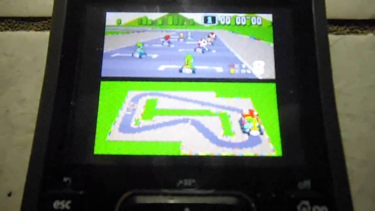 PocketSNES (SNES emulator) for Ti Nspire CX