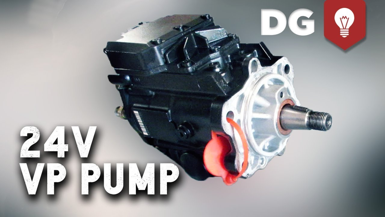 How To Replace Cummins 24v Vp44 Pump Youtube 01 2 7 L Dodge Engine Diagram Premium