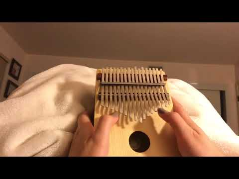 It's a Small World (After All) - Disney Ride Song on the Kalimba (Thumb Piano)