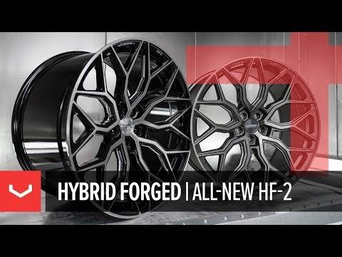 Vossen HF-2 Wheel | Trailer | Hybrid Forged Series
