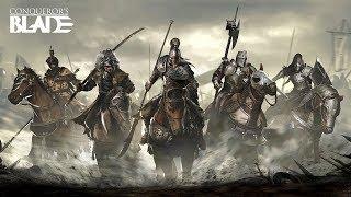 Conqueror's Blade - Closed Testing Gameplay