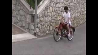 28.04.2012 Moto Guzzi Guzzino 65 del 1951 funzionante!!!