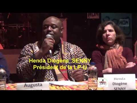 LP-U Henda Diogène SENNY - Révolution des deux Congo.