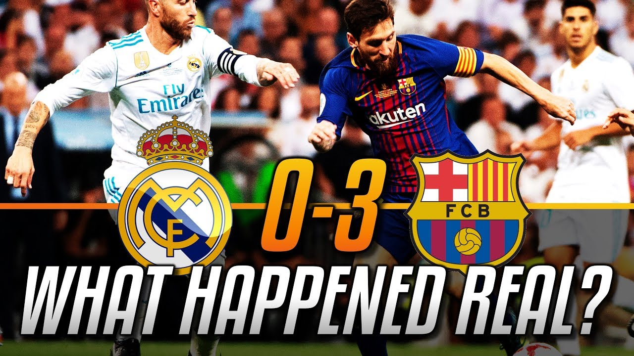 db79ca716ad ▻MESSI CHRISTMAS! Real Madrid 0-3 Barcelona