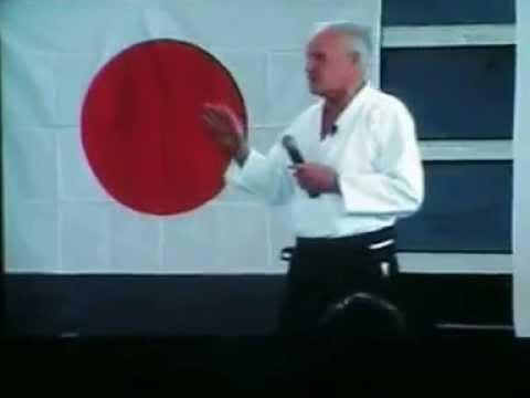 Kenshiro Abbe 50th Memorial -  Henry Ellis Sensei teaching.