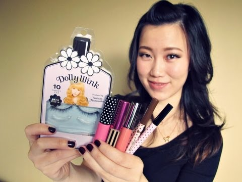 Overview: Dollywink & Candydoll Makeup