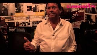"""Luis El Zambo """"Historia viva del flamenco"""" Documental en Clamores TV"""