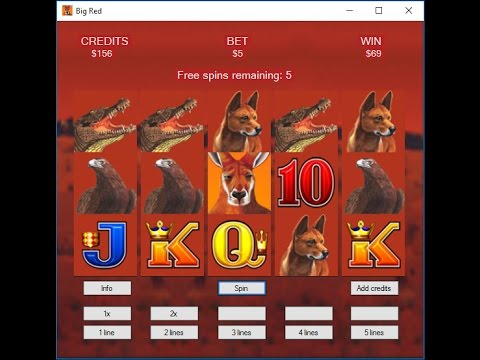 Slot Machine C Program