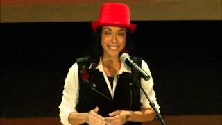 Día de los Muertos Festival 2015 - Poetry by La Bruja