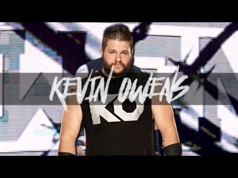 WWE kevin owens KO theme song (FIGHT)