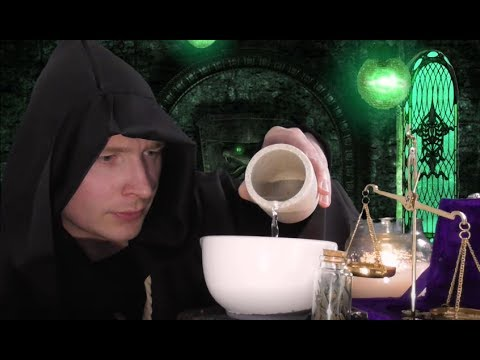 ASMR - Potion Brewing Roleplay