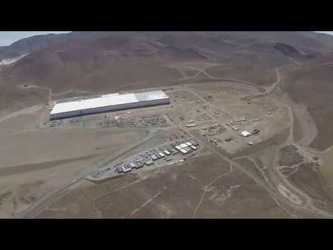 Tesla Gigafactory June 2016 Update - Electrek