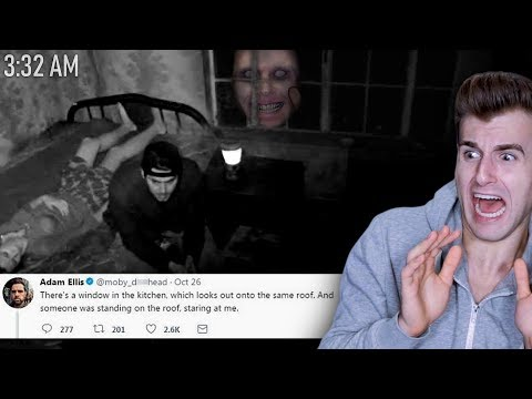 HE FOUND DAVID THE GHOST!! WITH EVIDENCE (Photos + more)