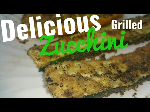 Awesome Recipe! How to Make Grilled Zucchini and Yellow Squash From Grow at Home Farm