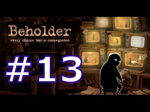 """Let's play Beholder - part 13 """"This game is BOMBastic"""" 