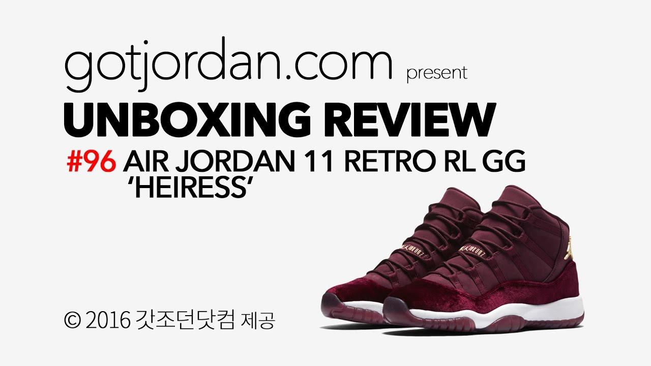 on sale 0c73e 4b98d  96 AIR JORDAN 11 RETRO RL GG
