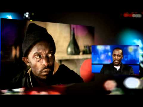 Michael Kenneth Williams Gets a Surprise from Obama