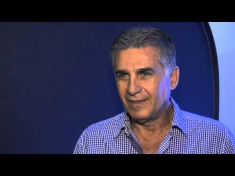 Previo al mundial Brasil 2014  - Queiroz y las expectativas iraníes