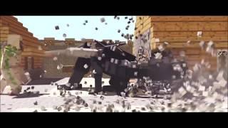 ♪ Ender Dragon' A Minecraft Parody of Imagine Dragon's 'Radioactive' ♪