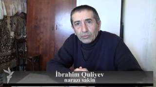 Horadiz qaçqınlarının evsiz qalmaq təhlükəsi