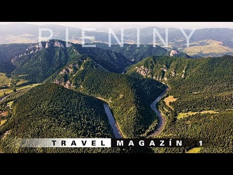 Pieniny - Slovakia [HD] Travel Magazín 001 (Travel Channel Slovakia)