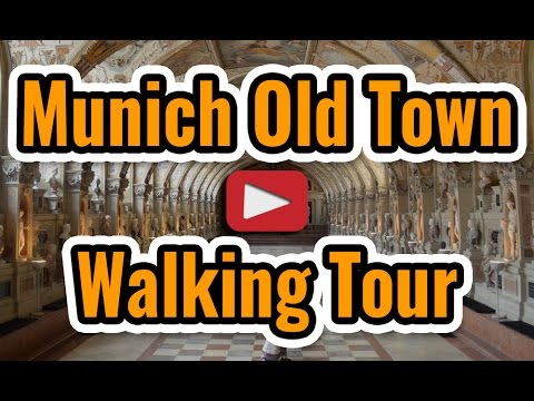 Munich Free Walking Tour - Old Town