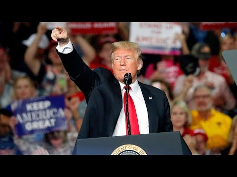 Watch live: President Trump speaks at Tennessee rally