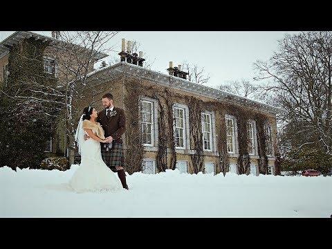 ABBIE & DAVID | THAINSTONE HOUSE | ABERDEEN | SCOTLAND
