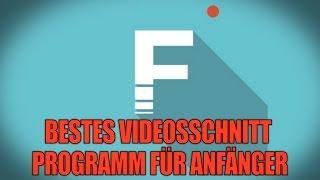 Bestes Videoschnittprogramm für Anfänger -