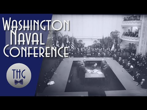 Treaties and War: The Washington Naval Conference