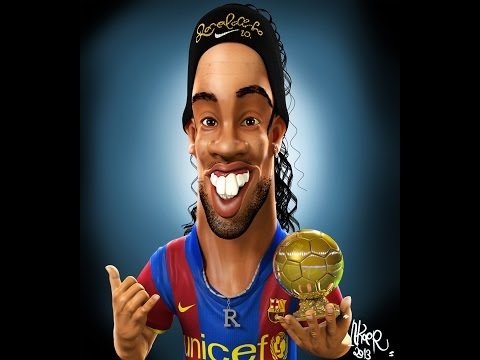 Ronaldinho♪Ronaldinho the magician of passes ♪ New Electro House DJ Dance Remix Music 2015