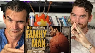 The Family Man Trailer REACTION!! | Manoj Bajpayee