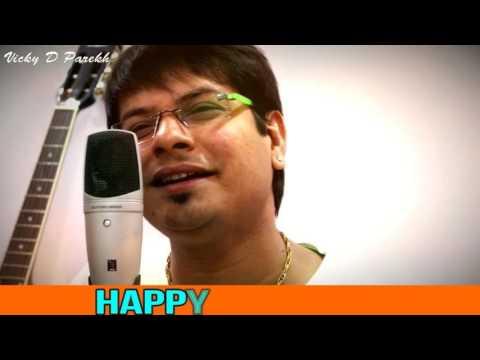 TERA MERA RISHTA HAI JO | Vicky D Parekh | Birthday Song