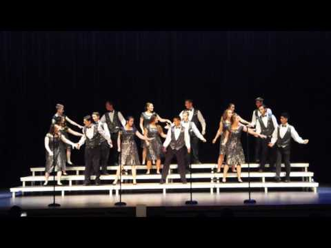 You Can't Stop the Beat - Pima High School Show Choir 2016