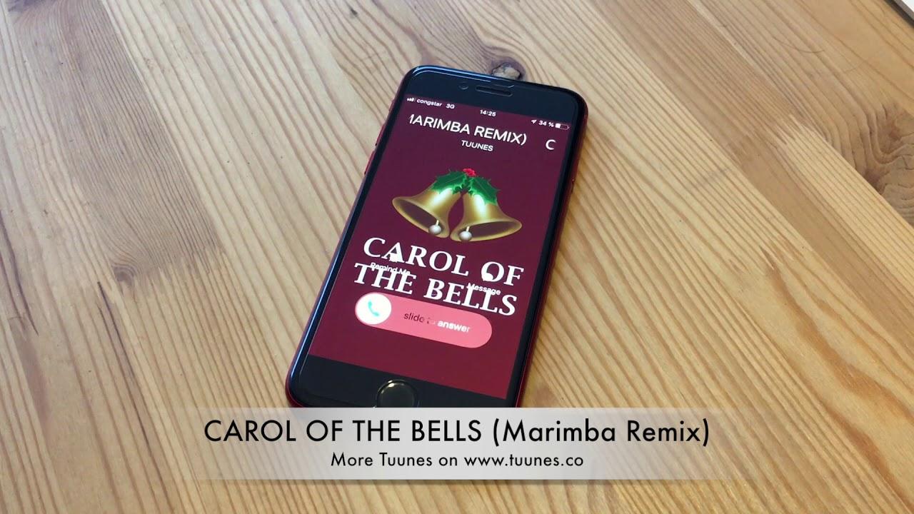 Carol of the Bells Ringtone 2018 - Best Christmas Music Ringtones - Merry X-Mas 2018 - YouTube