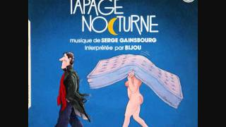 "Gainsbourg / Bijou: ""tapage nocturne"""