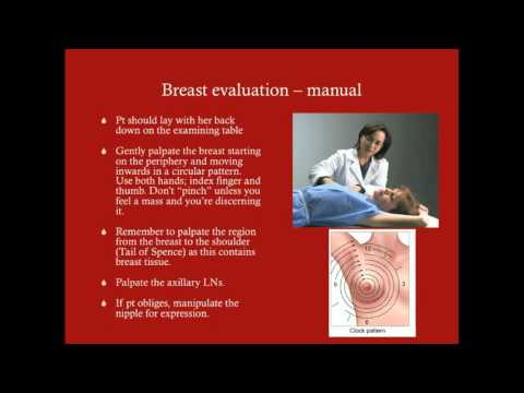 Breast Masses - CRASH! Medical Review Series