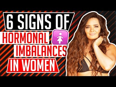 Indications of a Hormonal Imbalance